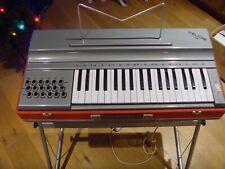 More details for vintage sheltone 226 electric reed organ