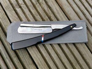 Leresche Vintage French Frameback Cut Throat Straight Razor Shave Ready