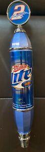 Rusty Wallace Nascar Nextel Cup Miller Lite Beer Tap
