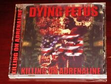 Dying Fetus: Killing On Adrenaline CD 2007 Season Of Mist USA Records SOM 161
