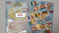 2019 OLANDA 8 monete 3,88 euro pays bas Paises Bajos Paesi Bassi Netherlands