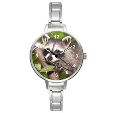 raccon wrist charm