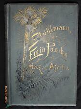 Silla hombre: con Emin Pasha al corazón de África (original, 1894)