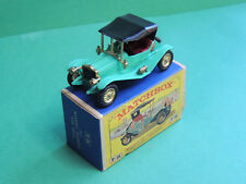 Matchbox Yesteryear Y-14 1911 Maxwell Roadster car Tacot en boite d'origine