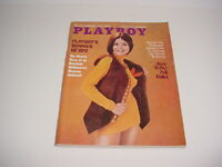 Playboy Magazine October 1972 No Centerfold