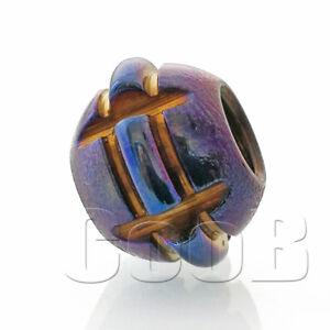 EDC SOLID TITANIUM Paracord Bead *Ball* Beads for Bracelet Lanyard Keychain