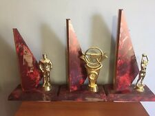 All Sports Trophy (#R9-11) Football, Rugby, Netball, Dance,AFL $7.50  - $8.50 ea