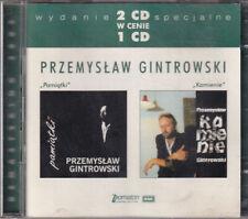 Przemyslaw Gintrowski - Pamiatki / Kamienie - 2CD