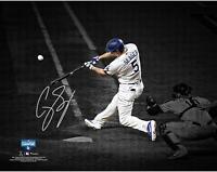 Autographed Corey Seager Dodgers 11x14 Photo Fanatics Authentic COA