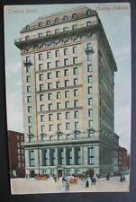 CANADA TORONTO 1906 view of imposing TRADERS BANK