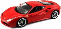 Maisto Ferrari 488 GTB Red 1:18 Scale Car Special Edition