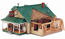 "HO Woodland Scenics ""DPM Building kit"" 12900 * Woody's Country Mart * NIB"