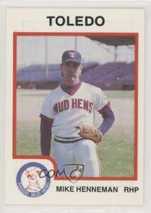 1987 ProCards Minor League Mike Henneman #1969 Rookie
