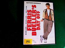 FERRIS BUELLER'S DAY OFF  - DVD (1986)