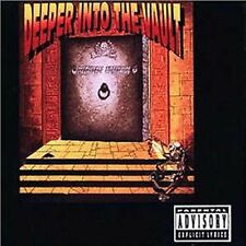 Deeper Into the Vault ( Metal Compilation ) u.a RAVEN, BLITZKRIEG, OVERKILL, MOD