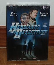 HERMANOS & DETECTIVES  1º TEMPORADA PACK 4 DVD NUEVO PRECINTADO COMEDIA SERIE R2