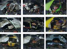 2011 Stealth IN-FLIGHT REPORT Complete 9 card set BV$30! DANICA, Johnson, Junior