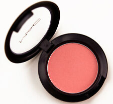 "MAC Powder Blush ""Stunner"" (light coral pink) MAC Me Over LE NIB!"