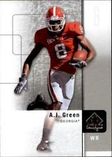 80x Lot 2011 SP Authentic #89 A.J. Green RC Bengals