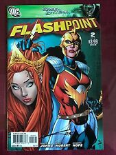 Flashpoint Flash 2 C Variant new 52 DC Comics SIGNED Alex Sinclair