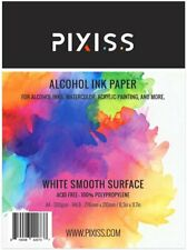 Pixiss Alcohol Ink Paper
