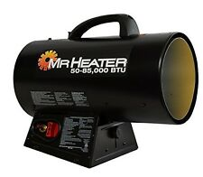 Out Of Stock Heater F271380 Forced Air Propane Mh85qfav Mhq85fav Btu Portable