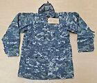 Genuine US Navy USN Digital GoreTex Working Parka Jacket Size X-Small/Short #44