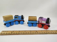 Thomas Early Engineers Train Engines with Cars,Cargo Tomy Brio, Ertl and more.