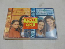 GILMORE GIRLS: THE COMPLETE FIRST AND SECOND SEASONS 1 & 2 DVD SETS NEW