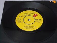 "Rolling Stones:  Start Me Up    1981   UK   7"""