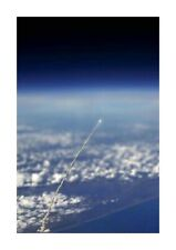More details for space shuttle launch 2006 cape canaveral a4 reproduction poster choice of frame