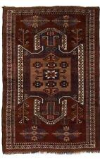 Antique hand knotted Rug Kazak Kars 5,47ft*8,07ft