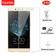 2-Pack 9H Tempered Glass Screen Protector Film For Letv LeEco Le S3 X626 X522