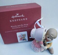 2019 Hallmark Woody And Bo Peep Limited Edition Ornament
