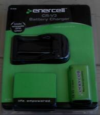 Enercell CR-V3 Battery Charger, with CR-V3 Battery - BRAND NEW IN PACKAGE
