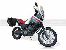 Yamaha XT 660 Z Tenere Caduta di Prua Nero 2008-2015 Staffa Protezione Telaio