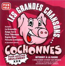 Les Grandes Chansons - Vol. 1-Pour Adultes Seulement XXX [New CD] Canada - Impor