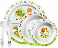 Philips Avent SCF716/00-Eating set for toddlers 6m + - 5 pieces