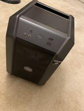Cooler Master MASTERCASE H100 Black Mini-ITX Tower RGB Desktop Computer Case