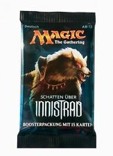 Ombre su Innistrad BOOSTER PACK tedesco-Magic the Gathering Carte MTG