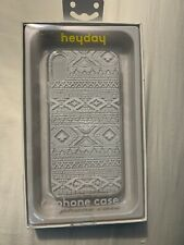 heyday Phone Case For Apple iPhone X - Printed Case White Lace