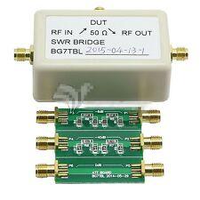 1M-500M SWR Electronic Bridge Standing Wave Bridge + 6dB 40dB Attenuator