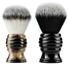 MASETO - Beehive 24&26&28&30mm 3-Color Silvertip 2 Band Synthetic Shaving Brush