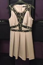 BNWT stone Lace Occasion/wedding/Christening  Formal Dress 10