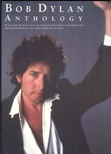 BOB DYLAN ANTHOLOGY SONGBOOK NEUF MINT 46 SONGS Regardez les PHOTOS