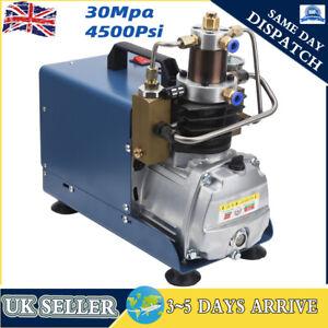 220V 30MPa Air Compressor Pump PCP Electric High Pressure System Rifle UK Stock