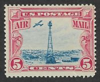 Mr B's #C11 1928 - Beacon on Rocky Mountains - MNH OG - Free Shipping!