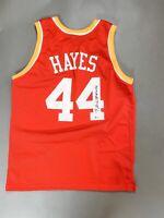 ELVIN HAYES Signed Autographed Auto Jersey HOF Houston Rockets BAS COA