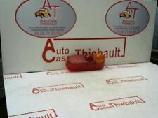 BMW Motorrad Arrière Reg Numéro Plaque catadioptre rouge 63147671349