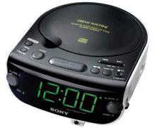 Sony ICF-CD815 AM/FM/MP3/CD Clock Radio